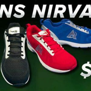 AERO NIRVANA MENS BOWLS SHOES