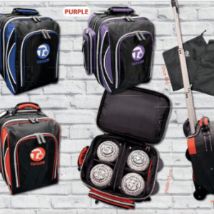 TAYLOR COMPACT TROLLEY BAGS